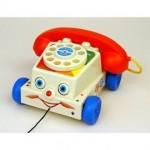 Téléphone Fisher Price Jouet à tirer