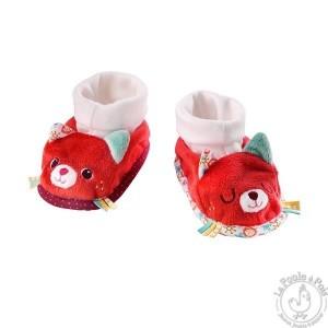 Colette coffret chaussons - Lilliputiens