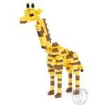 Nanoblock girafe mini jeu de construction