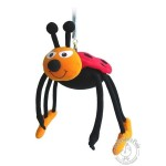 peluche-coccinelle-a-ressort