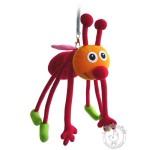 peluche-fourmi-volante-a-ressort