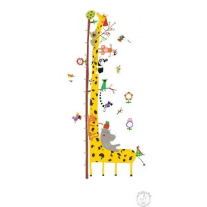 Stickers Toise Girafe Djeco