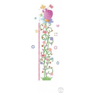 Stickers Toise Princesse Margueritte Djeco