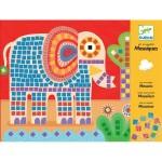 art-au-numero-mosaiques-elephant-et-escargot-djeco