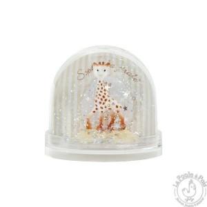 Boule à neige Sophie la girafe - Trousselier