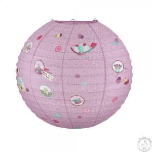 Boule papier violette Les jolis pas beaux - Moulin Roty