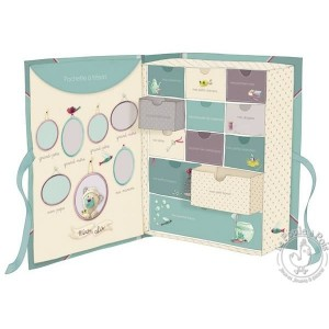 Coffret naissance Les pachats - Moulin Roty