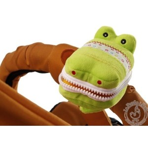 Crocophone Crocodile Téléphone Lilliputien