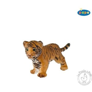 Figurine bébé tigre - Papo