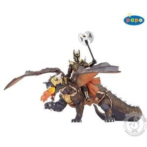 Figurine dragon des ténèbres - Papo
