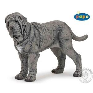 Figurine chien mâtin de Naples - Papo