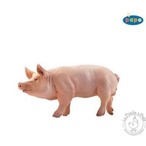 Figurine cochon verrat - Papo