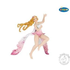 Figurine elfe rose - Papo