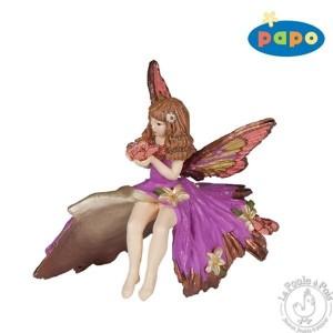 Figurine enfant elfe- Papo