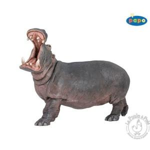 Figurine hippopotame - Papo