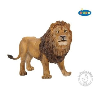 Figurine lion - Papo
