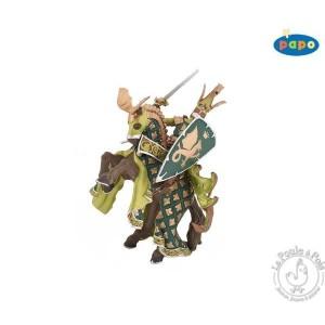 Figurine maître des armes cimier dragon - Papo