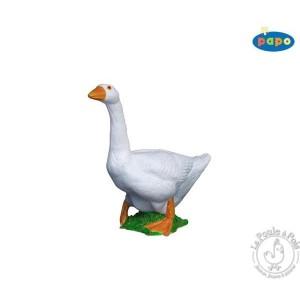 Figurine oie blanche - Papo