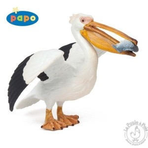 Figurine oiseau pélican - Papo