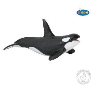 Figurine orque - Papo