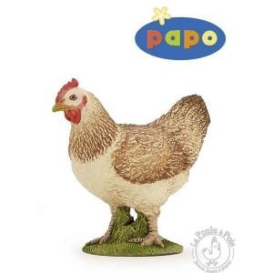 Figurine poule - Papo