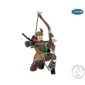 Figurine robin des bois - Papo