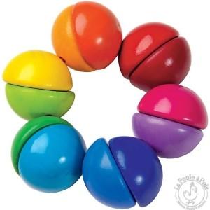 Hochet boules magiques Haba