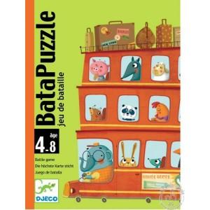 Jeu de carte Batapuzzle - Djeco