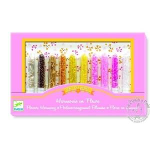 Perles Bijoux à créer Harmonie en fleurs - Djeco