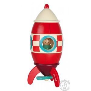 Fusée magnétique grand modèle - Janod