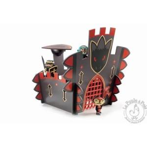 Chateau Arty toys Ze dragon Castle - Djeco
