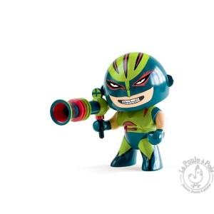 Figurine super héros Arty Toys Furioso - Djeco