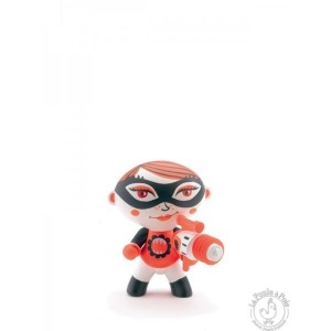 Figurine super héros Arty Toys Furygirl - Djeco