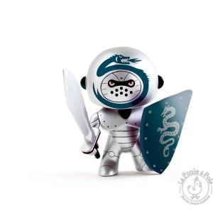 Figurine chevalier Arty Toys Iron Knight - Djeco