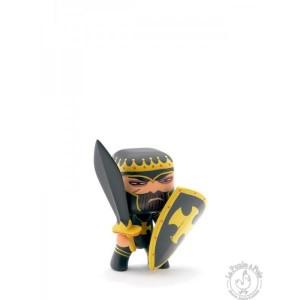 Figurine chevalier Arty Toys King Drak - Djeco