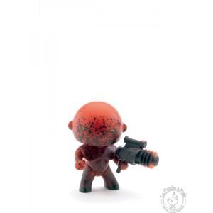 Figurine super héros Arty Toys Magma - Djeco