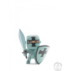 Figurine chevalier Arty Toys Silver - Djeco