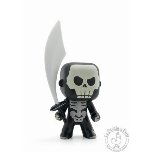 Figurine chevalier Arty Toys Skully - Djeco