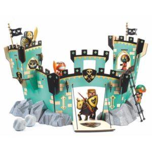 Chateau Arty Toys Castle on Ze Rock - Djeco