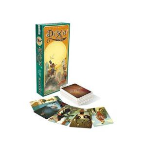 Extension Dixit 4 jeu de stratégie