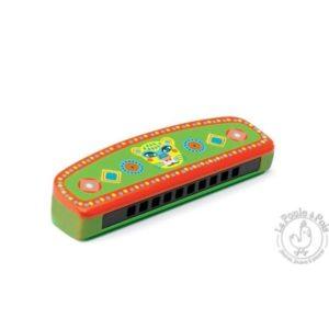 Harmonica en bois pour enfant