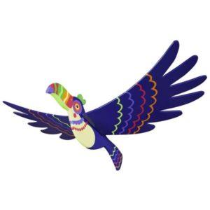 Mobile volant toucan - Le coin des enfants