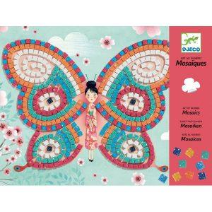 Mosaïques papillons - Djeco