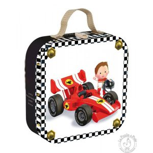 Puzzle La Formule 1 de Gabin - Janod