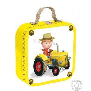 Puzzle Le Tracteur de Peter - Janod