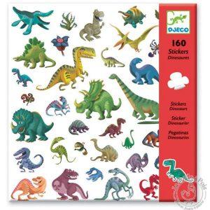 Stickers dinosaures - Djeco