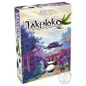 Takenoko Jeu de société Panda - jeu Asmodée