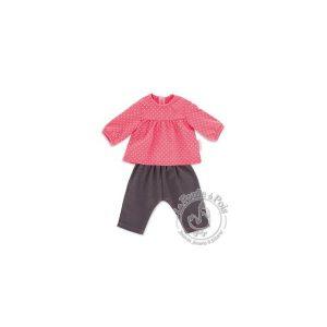 Vêtement blouse et jean pour poupée de 30 cm - Corolle