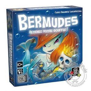 Bermudes - jeu Gigamic