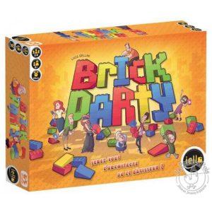Brick Party - Jeu Iello